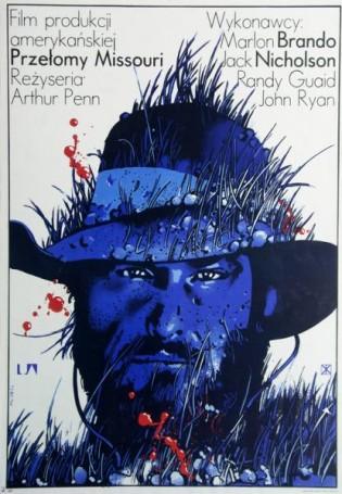 Przełomy Missouri, 1978 r., reż. Arthur Penn