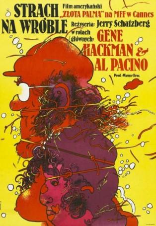 Strach na wróble, 1974 r., reż. Jerry Schatzberg