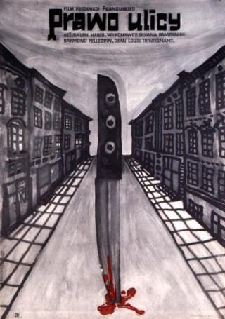 Prawo ulicy, 1957 r.
