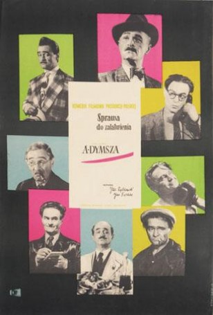 Sprawa do załatwienia, 1953 r.