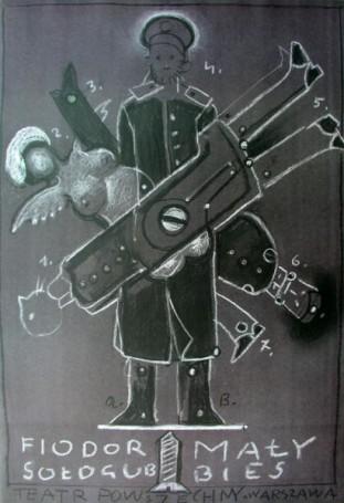 Mały bies, 2005 r.
