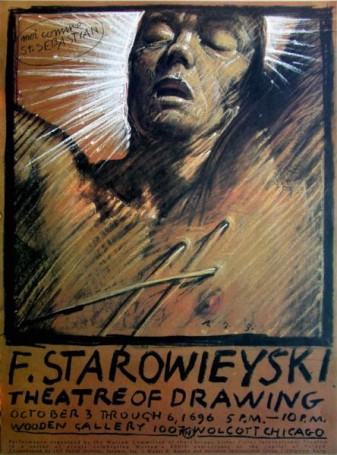 Starowieyski Theatre of Drawing, 1966 r.