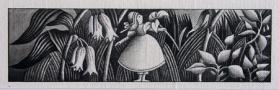 Calineczka, ilustracja do książki