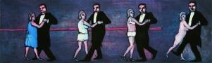 Cztery kroki taneczne by rozebrać kobietę