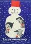 Trzej panowie na śniegu, 1957 r.