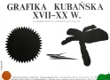 Grafika kubańska XVII-XX w, 1987 r.