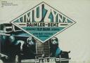 Limuzyna Daimler -Benz, 1982 r.