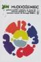 Jan Młodożeniec Galeria Grafiki iPlakatu Zegar, wystawowy, 2000