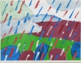 Deszcz, 1991 r.