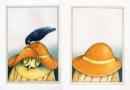'Bajki' A. Fredro -ilustracja książkowa