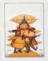 'Na wyspie Umpli-Tumpli' Mirosław Stecewicz -ilustracja książkowa