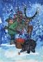Projekt kart świątecznych