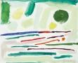 Abstrakcja zielona