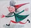 Z przygód krasnala Hałabały, ilustracja