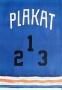 Plakat sportowy wświecie 1,2,3, 1971 r.