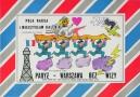 Paryż -Warszawa bez wizy, 1967 r.