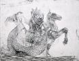 Bożek Kacper, Dziwo morskie, 2000 r.