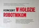 Koncert wholdzie robotnikom, 1980
