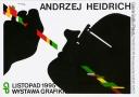 Andrzej Heidrich, Wystawa grafiki, 1995 r.