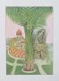 Elżbieta Gaudasińska, Złoty Dzban. Baśnie, podania ilegendy polskie -Kwiat paproci, ilustracja do książki, Świat Książlki 2005,