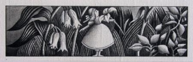 Elzbieta Gaudasinska, Calineczka, ilustracja do książki