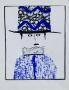 Niebieski Cylinder, 1964 r.