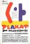 Plakat -Jan Młodożeniec, 1995 r.