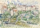 Skoki -łąki, 1954 r. (nr. 25)
