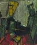 Wnętrze pracowni, 1987 r.
