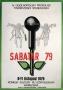 Sabatar 79 -IV Ogólnopolski Przegląd Twórczości Studenckiej, 1979