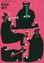 Dzikie koty. Zespół podwórkowej orkiestry dętej