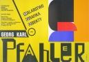 Georg Karl Pfahler malarstwo grafiki obiekty, 1988 r.