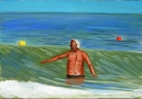 The Elderly Man and a Wave, 2006