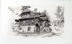 Zakopane -Dom pod Jedlami, 2008 r.